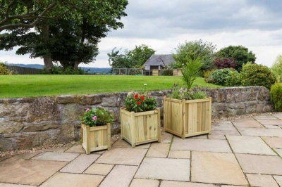 Zest Leisure Holywell Planter Large