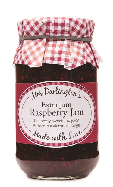 Mrs Darlington's Raspberry Jam