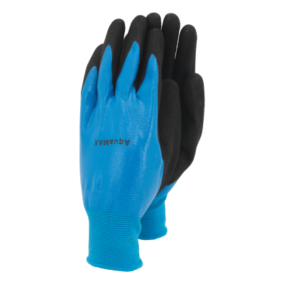 Town & Country Aquamax Gloves Blue Large