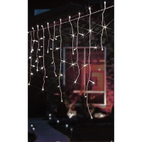 Noma® Snowing Icicle Lights 720 White LEDs (2515083WW)