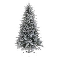 Kaemingk Everlands Frosted Vermont Spruce 5ft (1.5m) Christmas Tree (689540)