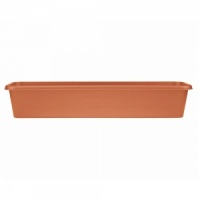Stewart Terrace Trough Planter 100cm - Terracotta