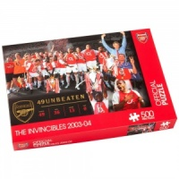Arsenal 'The Invincibles' Official Football Jigsaw Puzzle 500pcs