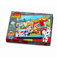 Danger Mouse 'Cripes' Jigsaw Puzzle 100pcs