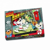 Danger Mouse 'Run For It' Jigsaw Puzzle 100pcs