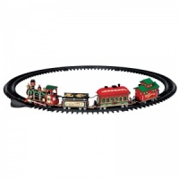 Lemax Yuletide Express Accessory - Set of 16 (24472)