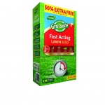 Westland Gro-Sure® Fast Acting Lawn Seed 10m2 PLUS 50% Extra Free