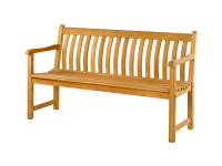 Alexander Rose 5ft Bench Broadfield Roble