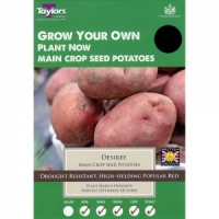 Taylors Desiree Seed Potato Taster Pack