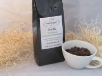Costa Rica Whole Bean Coffee Decaffeinated 227g