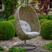 Bramblecrest Oakridge Single Cocoon Chair Incl. Cushions