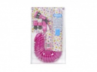 Hozelock Seasons Spiral Hose Set - PINK - 6800