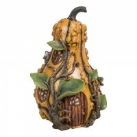 Miniature World® Rustic Mustard Gourd House (MW01-001)