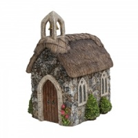 Miniature World® Thatched Gothic Church (MW01-008)