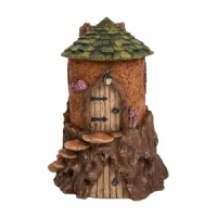 Miniature World® Rustic Stump Cottage (MW01-009)