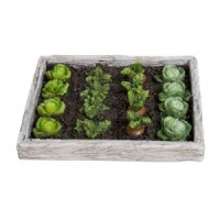 Miniature World® Vegetable Garden (MW02-011)