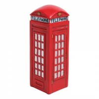 Miniature World® Telephone Box (MW02-012)