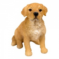 Miniature World® Golden Labrador (MW04-003)