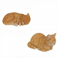 Miniature World® Ginger Cats Twin Pack (MW04-006)