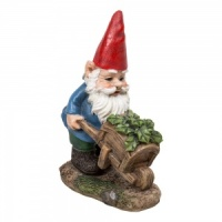 Miniature World® Wheelbarrow Gnome (MW05-003)