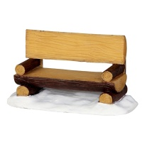 Lemax Log Bench - Accessory (34617)
