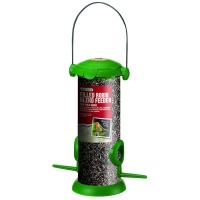 Gardman Filled Flip Top Robin Blend Seed Feeder (A06612)