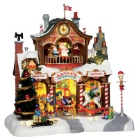 Lemax Santa's Workshop - Sights & Sounds - Table Piece (35558)