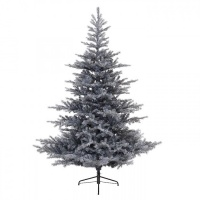 Kaemingk Everlands Frosted Grandis Fir 6ft (1.8m) Christmas Tree (681471)
