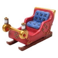 Miniature World® Santa's Sleigh (MW91-003)