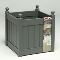 AFK Classic Charcoal Planter- 460mm