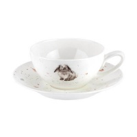 Portmeirion Cup Saucer Wrendale Rabbit Small