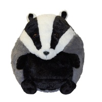 Cozy Time Badger Giant Hand Warmer & Comforter