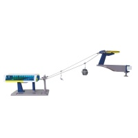 MyVillage™ Jaegerndorfer Winter Cablecar Model Complete Set (JC84393)