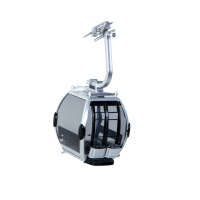 MyVillage™ Jaegerndorfer Single Cablecar Model Black/Silver (JC84000)