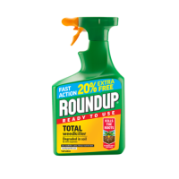 Roundup Total RTU1ltr With Extra Free