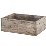 Woodlodge Driftwood Alpine Rectangle
