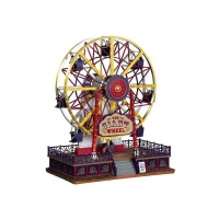 Lemax The Giant Wheel - Sights & Sounds Table Piece (94482)