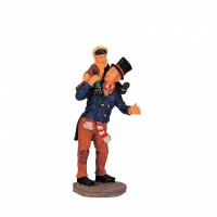 Lemax Bob Cratchit & Tiny Tim - Figurine (02403)
