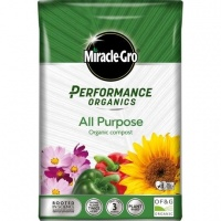 Miracle Gro Performance Organics All Purpose Compost 40L