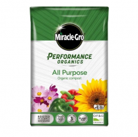 Miracle Gro Performance Organics All Purpose Compost 20L
