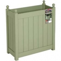 AFK Tall Classic Trough 660mm Sage