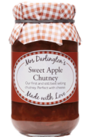 Mrs Darlington's Sweet Apple Chutney 312g