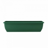 Stewart Balconniere Trough Planter 70cm - Green