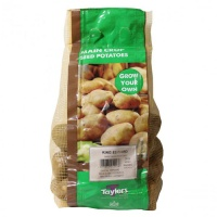 Taylors Bulbs King Edward Seed Potatoes 2kg Carry Net