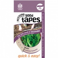Suttons Seed Tapes  - Rocket