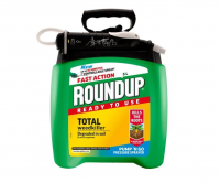 Roundup Fast Action Ready to Use Weedkiller Pump Go 5ltr