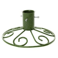 Tom Chambers Sleigh Base 5'' Christmas Tree Stand - Green
