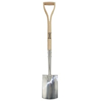 Wilkinson Sword Stainless Steel Border Spade