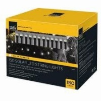 Cole and Bright 150 Solar String Lights