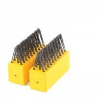Wolf Garten Multi-Change Weeding Brush Heads (Twin Pack)